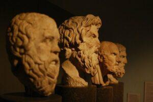 Bustes philosophes